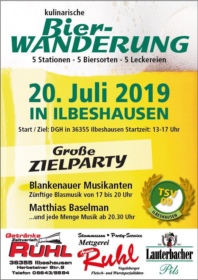 Ausschreibung_20190720_-Bierwanderung_Ilbeshausen